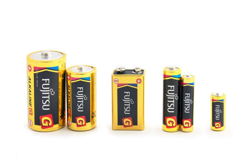 батарейки fujitsu g серии